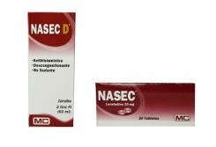 Comprar Antihistamínico Nasec