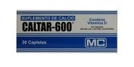 Comprar Vitaminas Caltar 600