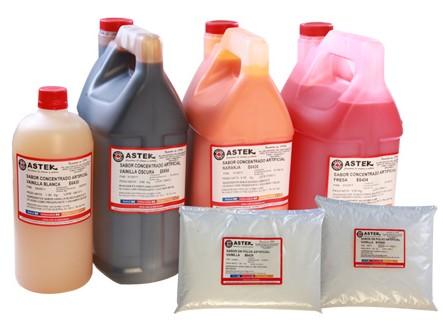 Comprar Sabores líquidos y en polvo