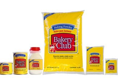 Comprar Polvo para hornear bakery club