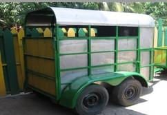 Comprar Remolque para el transporte de animales