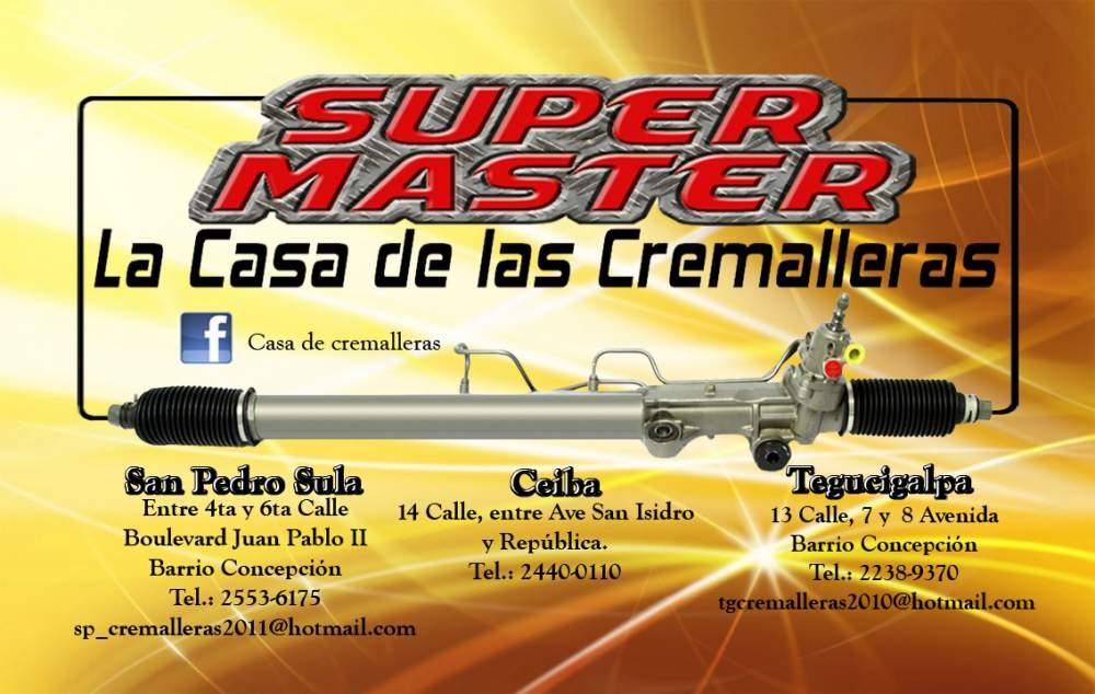 Comprar Cremalleras hidráulicas