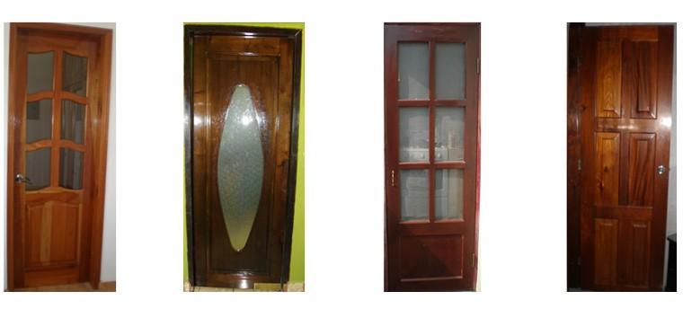 Comprar Puertas interiores de madera