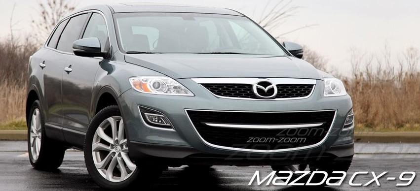 Comprar Crossover modelo Mazda CX-9