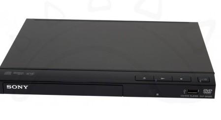 Comprar Reproductor de DVD Sony DVPSR320