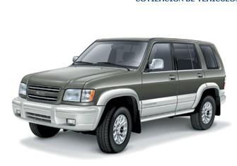 Comprar Classic marco SUV Isuzu Trooper