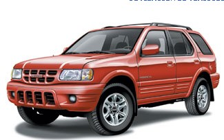 Comprar SUV Isuzu Rodeo