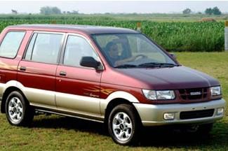 Comprar Touring coche Isuzu Hi-Lander