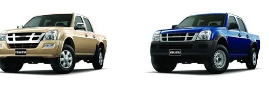 Comprar Vehiculos pick-up Isuzu