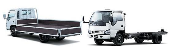 Comprar Vehiculos carga Isuzu series N