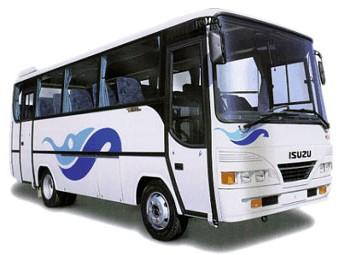 Comprar Autobús de pasajeros Isuzu