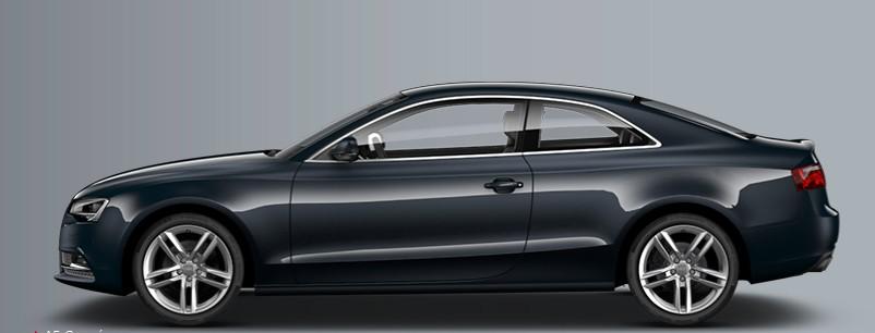 Comprar Car modelo Audi A5 coupe