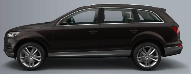 Comprar SUV modelo Audi Q7