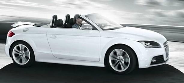 Comprar Car cuope-cabrio modelo Audi TT Roadster