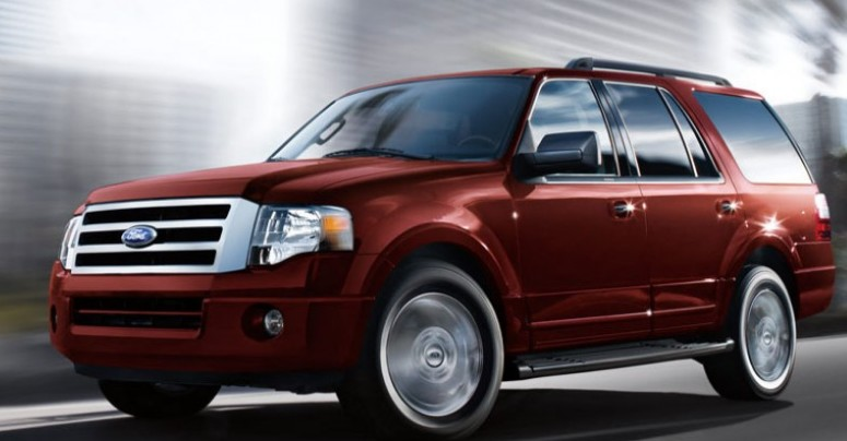 Comprar SUV Ford Expedition