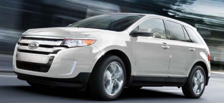 Comprar Crossover Ford Edge