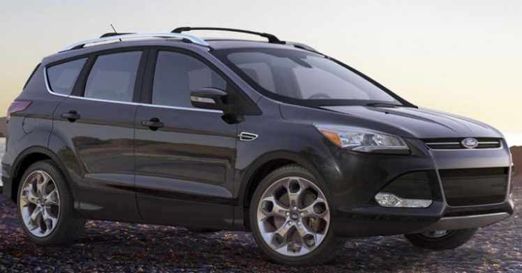 Comprar SUV Ford Escape