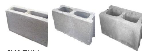 Comprar Bloques de concreto