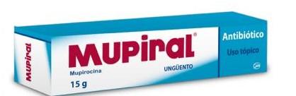 Comprar Antibacterianos Mupiral