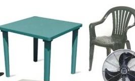 Comprar Muebles de plástico