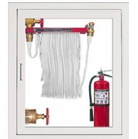 Comprar Rack y carrete de manguera contra incendios