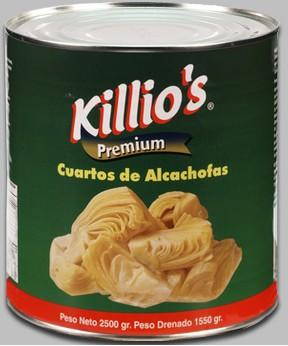 Comprar Alcachofa marinados