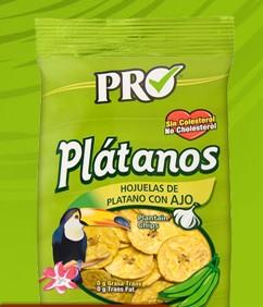 Comprar Plátano verde con ajo