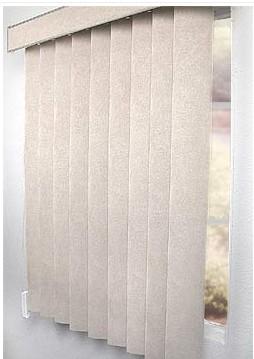 Comprar Persianas verticales de tela