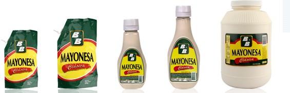 Comprar Mayonesa marco B&B