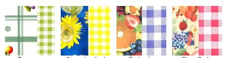 Comprar Plastic tablecloths