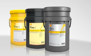 Comprar Oils for turbines Shell Turbo