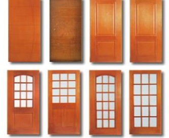 Comprar Puertas de madera