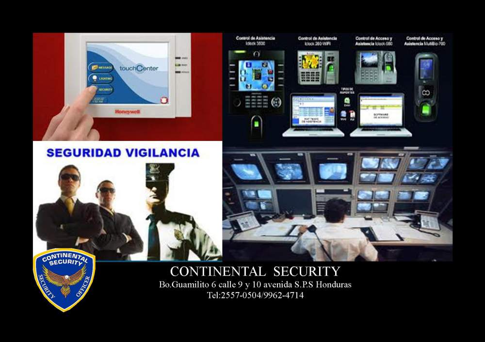 Comprar Continental Security