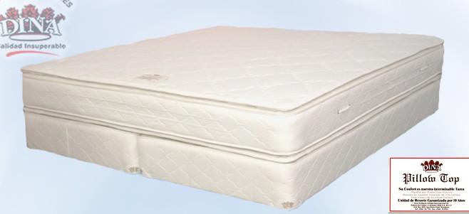 Comprar Colchón Pillow tor