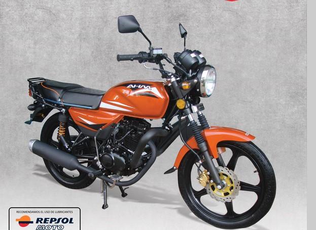 Comprar Moto carretera AHM Cargo 125 R