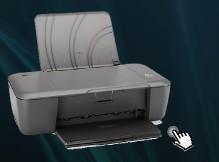 Impresora de inyección de tinta Desjetk 1000