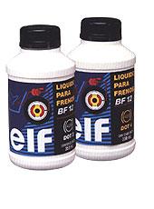 Líquidos para frenos ELF BF-12