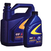 Lubricantes multigrado ELF carera
