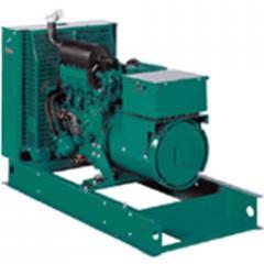 Plantas de generación diesel