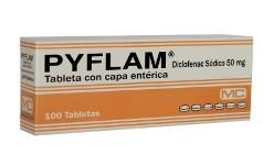 Analgésicos Pyflam