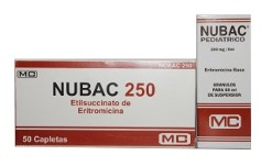 Antibioticos Nubac