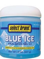 Gel analgésico Blue ice