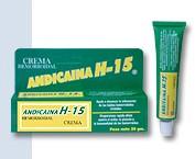 Antialérgicas medicamentos andicaina