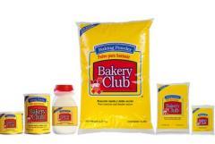 Polvo para hornear bakery club