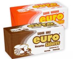 Margarina euro sabores