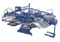 Textil Screen Printing  Automatic  SPA Series