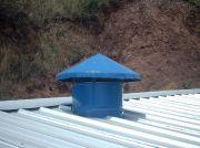 Cubra la ventilación hongo