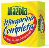 Margarina completa