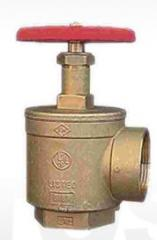 Angle valves