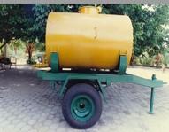 Remolque de tanque